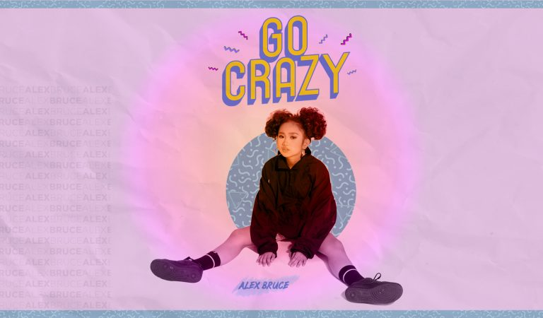 """Filipina rapper Alex Bruce teams up with BTS collaborator August Rigo on """"Going Crazy"""""""