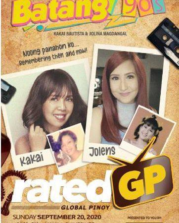 Free Bee presents Rated GP: Batang 90s