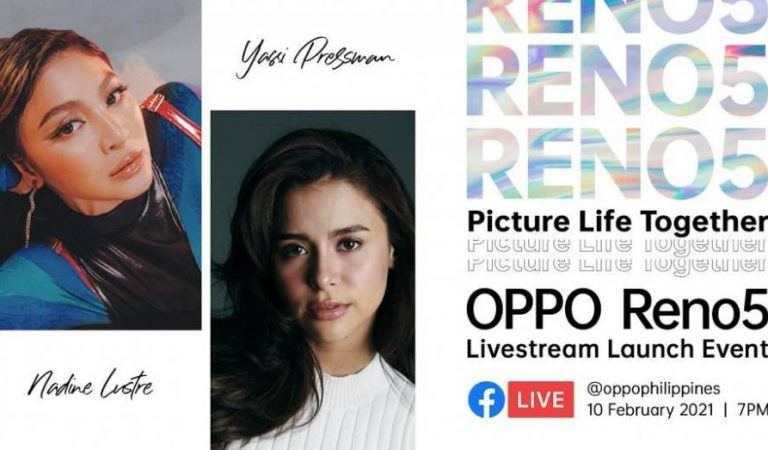 OPPO Reno5 is set to launch live on February 10: #PictureLifeTogether with the newest Reno smartphone
