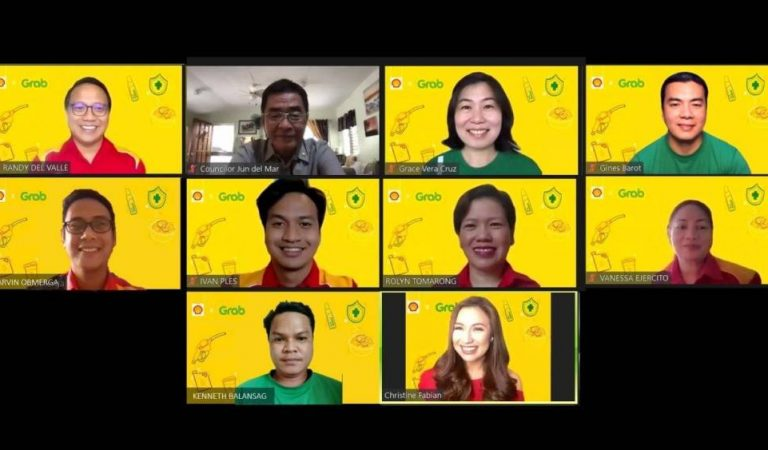 Pilipinas Shell, Grab PH team up to spur mobility and on-demand delivery in Cebu