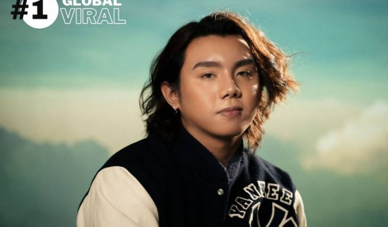 "Zack Tabudlo dominates global and local charts in 6 countries with ""Binibini"" and ""Nangangamba"""