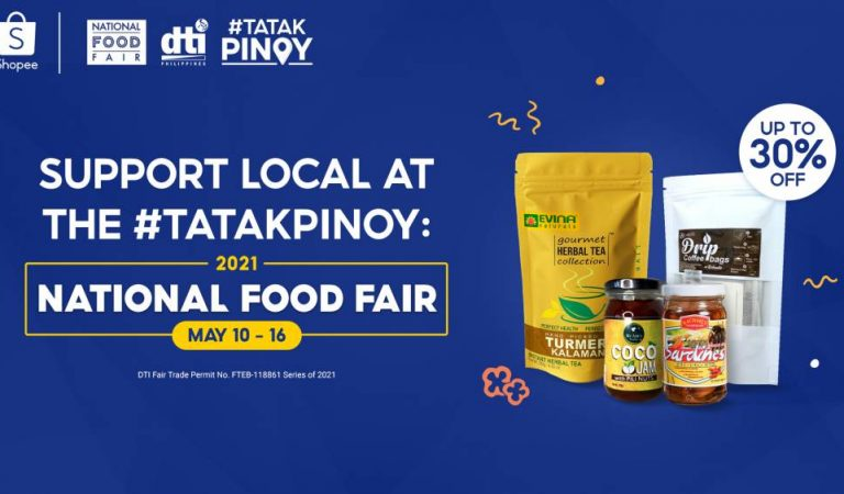 Shopee Partners with the DTI to Support Community-Owned Food Businesses through the National Food Fair