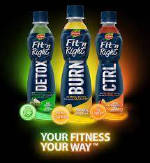 INTRODUCING THE ALL-NEW FIT N RIGHT